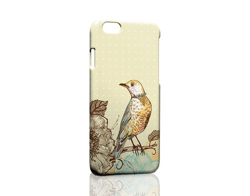 Yellow flowers and birds custom Samsung S5 S6 S7 note4 note5 iPhone 5 5s 6 6s 6 plus 7 7 plus ASUS HTC m9 Sony LG g4 g5 v10 phone shell mobile phone sets phone shell phonecase