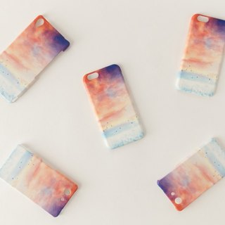 [受注制作] iPhone/Galaxy/Xperia Case「赤い、空」