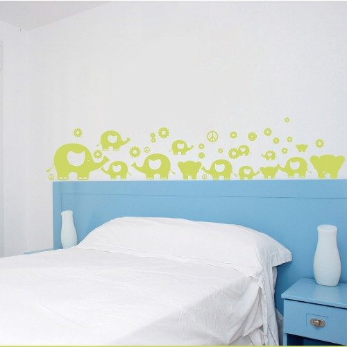 """Smart Design"" Creative ◆ Seamless wall stickers like Keno"
