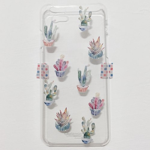 Full version cactus phone shell iphone / Chelemin