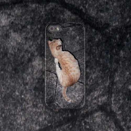 貓二-cat two / 2014 / phone case