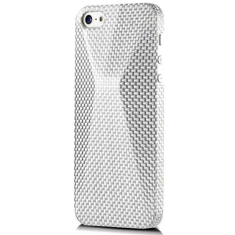 Peak iPhone SE Case - Luminous Silver