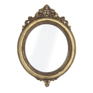 OOPSY Life - Classical oval mirror - RJB