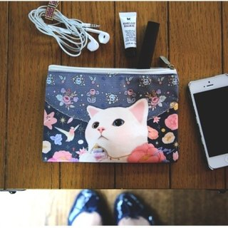 JETOY, sweet cat cotton Cosmetic _Heaven (J1512310)