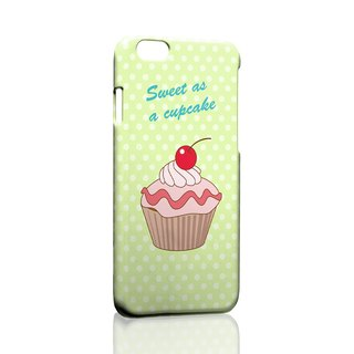 Sweet as Cup Cake iPhone X 8 7 6s Plus 5s S8 S9 Phone Case