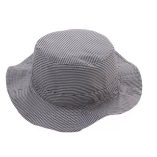 Sevenfold - Waterproof Striped Fisherman Hat waterproof striped hat (gray)