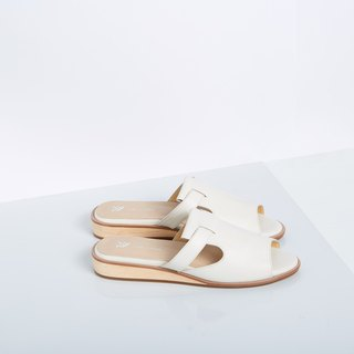 Off White-MAPLE Open-Toe Sandals
