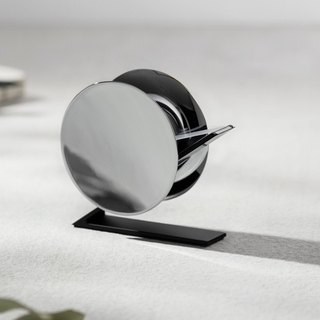 Cantili Tape Dispenser Silver