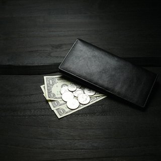 革職人 LEATHER FACTORY【GOVERNOR III Long Wallet】Made in Japan