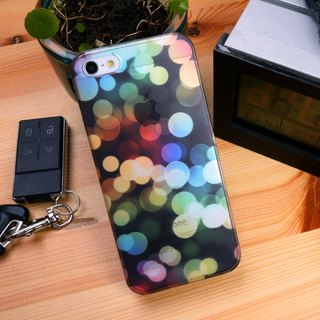 Colorful Color Spots Dot Print Soft / Hard Case for iPhone X,  iPhone 8,  iPhone 8 Plus,  iPhone 7 case, iPhone 7 Plus case, iPhone 6/6S, iPhone 6/6S Plus, Samsung Galaxy Note 7 case, Note 5 case, S7 Edge case, S7 case
