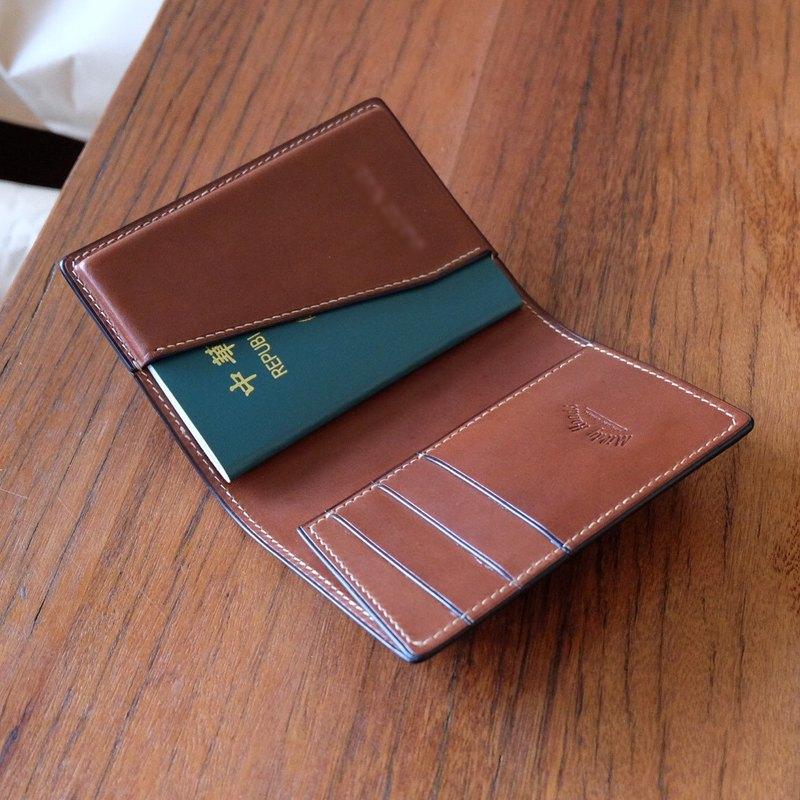MILDY HANDS - PC03 護照夾 Passport Case
