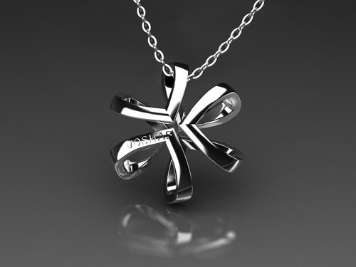 【Infinity 】316L Stainless Steel necklace (L)