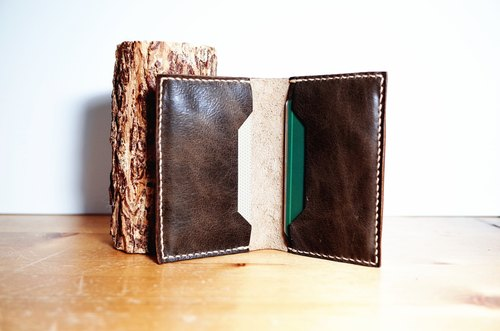 W&Y Atelier - Leather Card Holder(limited-edition)