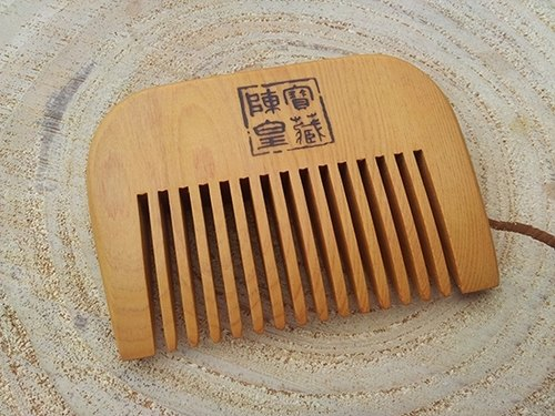 Lemon - Cypress _ manual comb [II]
