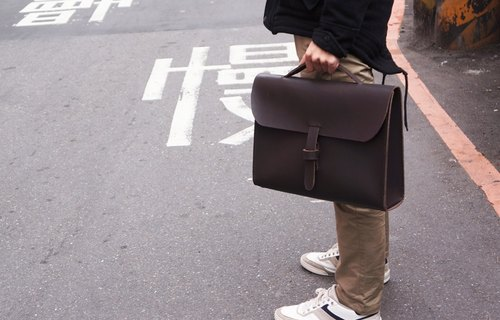[Limited] Hands simple briefcase (13'& # 39; laptop bag)