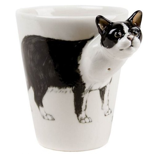 (Limited goods) [MSA British Shorthair British Blue Witch Mug] hand-painted glass artwork perspective lettering lettering ceramic cup collectibles British Shorthair cat pet Cup