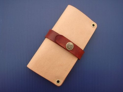 [ISSIS] Iphone 4 / 4s handmade cell phone holster - (4)