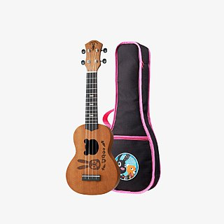 U900 US - Soprano|Mahogany|Rabbit U|Solid Top Ukulele