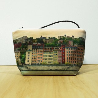 [Good] portable large travel cosmetic bag ◆ ◇ ◆ ◆ ◇ ◆ fit the landscape
