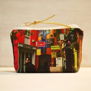 [Good] to travel purse ◆ ◇ ◆ shuttle between the streets of London ◆ ◇ ◆
