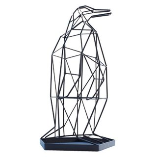 Penguin umbrella stand