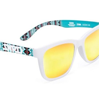 SNRD outdoor fashion sunglasses - Totem blue (white box)