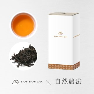 [Mountains came to tea] Natural Agricultural Law Sun Moon Lake Red Jade Tea Supplement (100g/box)
