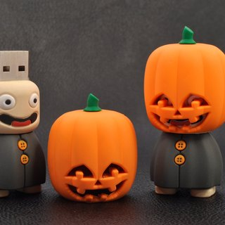 Pumpkin Taro style flash disk 16GB
