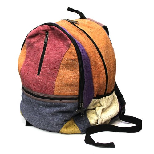 National Patchwork shoulder bag / Backpack