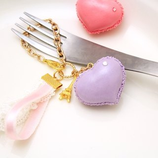 Eyebrows ~ micro pearl heart-shaped diamond Macaron bags small objects ornaments wedding / custom