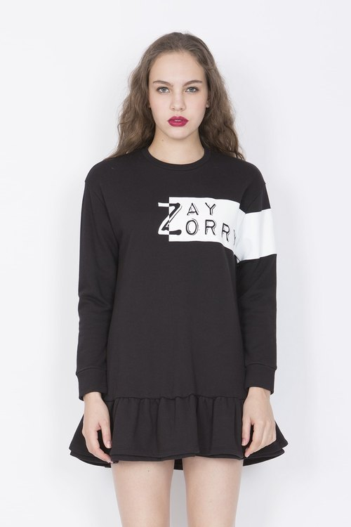 ZIZTAR say sorry Dress