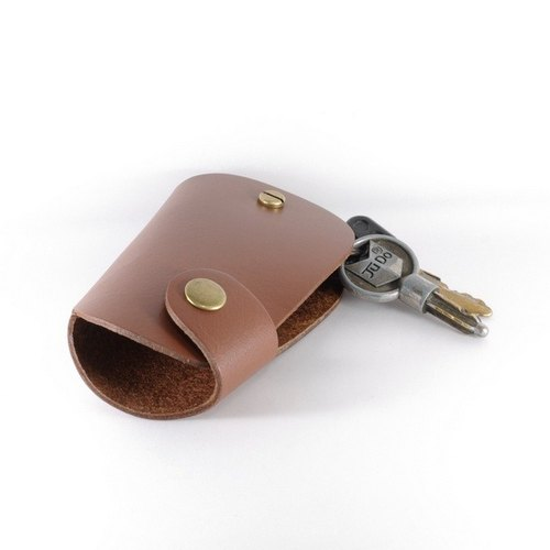 Kafka Edition key bag / brown