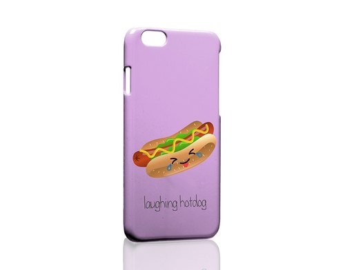 Laughter hot dog pattern custom Samsung S5 S6 S7 note4 note5 iPhone 5 5s 6 6s 6 plus 7 7 plus ASUS HTC m9 Sony LG g4 g5 v10 phone shell mobile phone sets phone shell phonecase