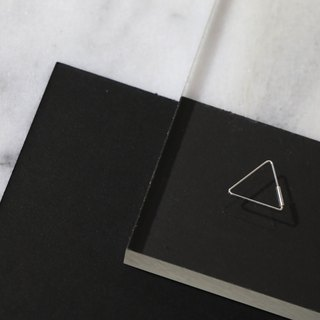 Triangle Earring - Original