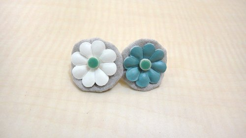 Flowers hairpin