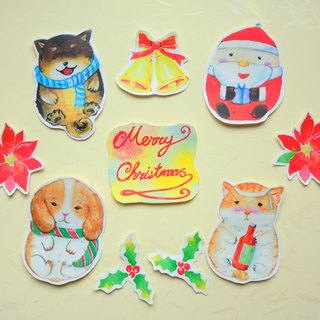 Stickers-Merry Christmas