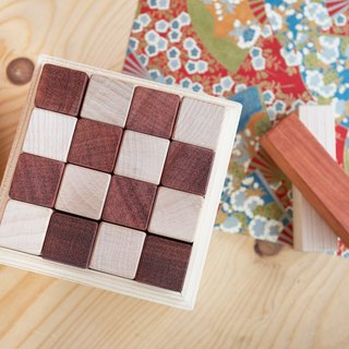 Classic Plaid Block Red and White Mini Group