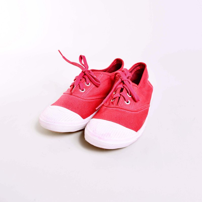 【Off-season sale】休閒鞋-KARA-d 桃紅