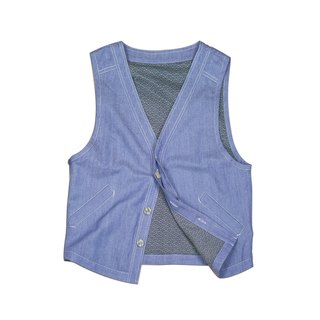 "Er are ""wind cotton vest"""