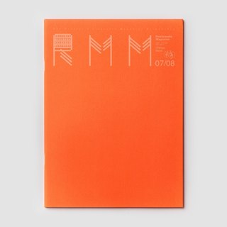 RMM magazine • Eleventh • Orange Special Issue