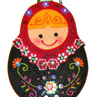 Russian doll card sets # 019