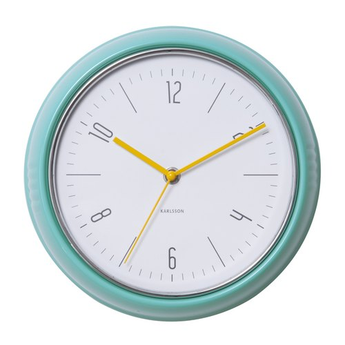 Karlsson, Wall clock Retro steel retro steel wall clock