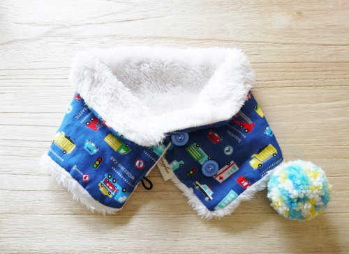 Baby warm neck circumference / scarves - Car