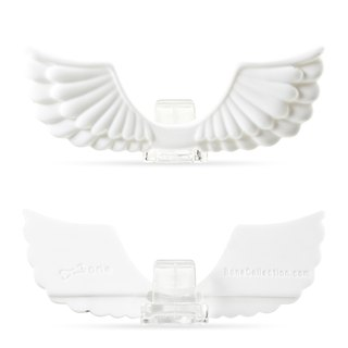 Lightning FS modeling dust plug - angel wings