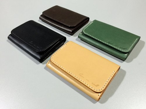 Documents card holder