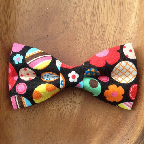 Independent design stamp series tie Bow Tie ID 041