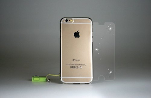 evouni Ming transparent protective shell - iPhone6 ​​Plus (transparent)