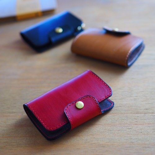 Customized Leather Wallets / color can be selected