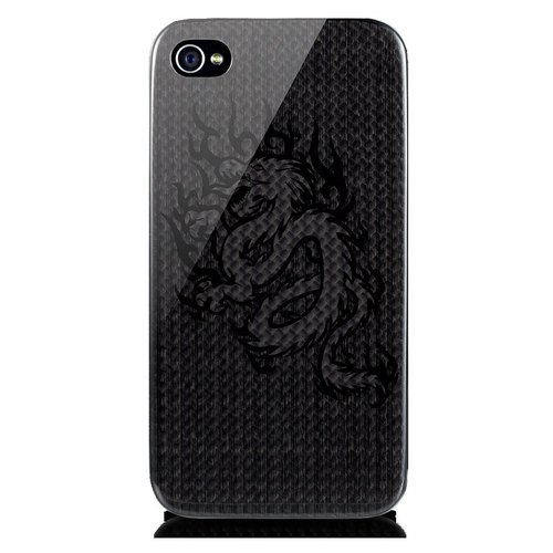 Art Collection iPhone 4/4S CF Case - Dragon