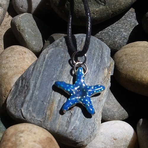 Dora excellent Jami 2015⋐ romantic starfish ⋑ exclusive limited edition necklace Valentines Day love gift